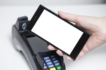 Mobile Payment mit whitespace