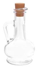 Empty oil jar