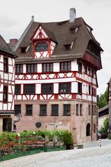 Wall Mural - House of Albrecht Durer