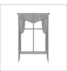 window decoration. curtains. interior textiles.