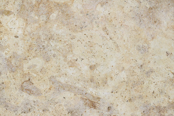 Beige marble texture with natural pattern, background.