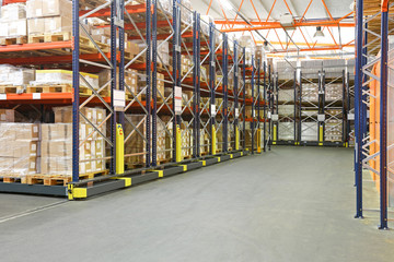 High Density Warehouse