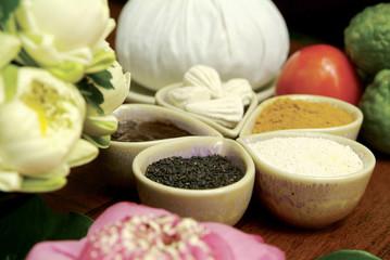 spa ingredients