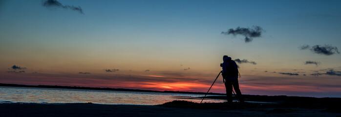 Fotografieren im Wattenmeer