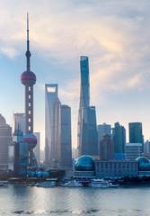 Aluminium Prints Shanghai shanghai cityscape