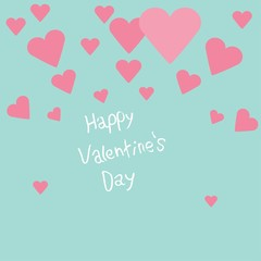 Valentine's Day type text