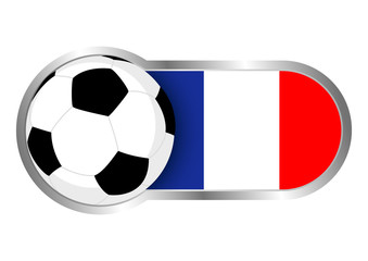 France Soccer Icon