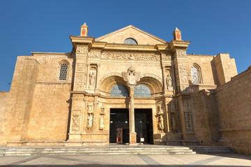 16th Century Cathedral of Santo Domingo, Dominican Republic