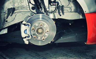 Pit Stop - Brake Disc