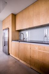New design wooden kitchen
