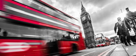 Londons traffic