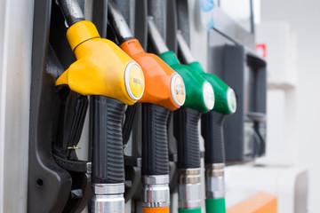 Carburant - Station service fermée - Pénurie