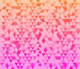 Abstract triangle geometric backgorund