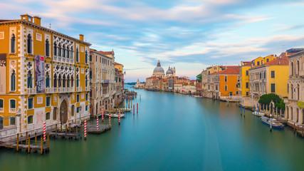 Fototapeta Venice, Canal Grande, Italy obraz