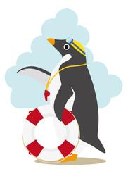 アデリーペンギン スイミング