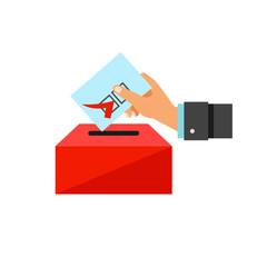 Election Vector Icon