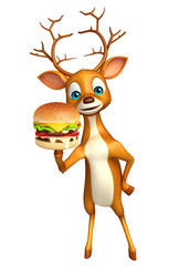 fun Deer cartoon character