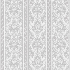 seamless damask wallpaper in pastel