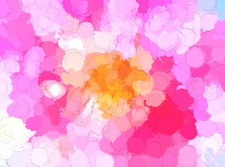 Abstract bright colored background