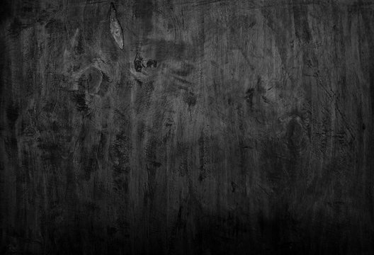black wood textured background