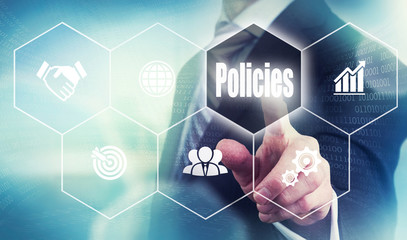 Business Policies Concept