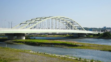 写真の検索: 多摩水道橋