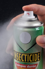 Insecticide en aérosol