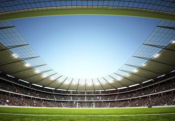 Stadion Torperspektive
