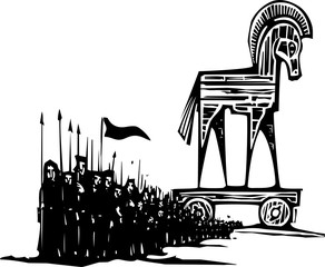 Trojan Horse Army
