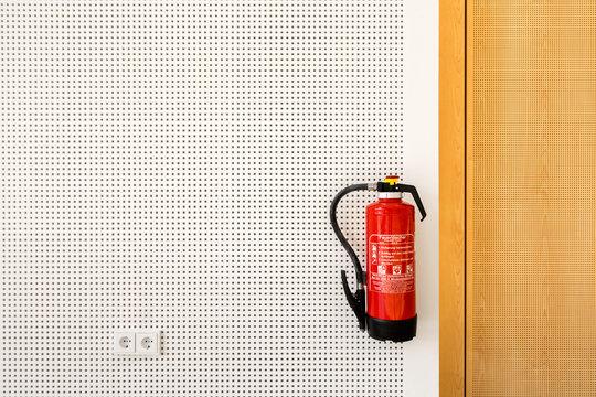 Feuerlöscher Brandschutz