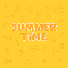 Summer time is the best one