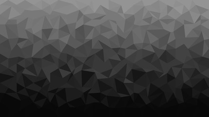 Polygonal Mosaic Background 16:9