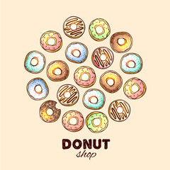 Donut for your design