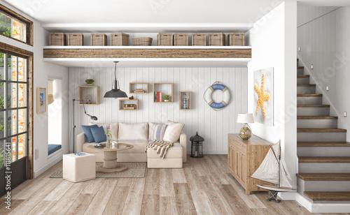 skandinavisches wohnzimmer stockfotos und lizenzfreie bilder auf bild 111815641. Black Bedroom Furniture Sets. Home Design Ideas