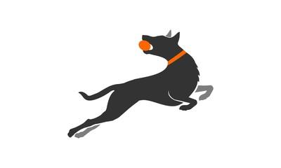 K9 Dog Training Logo
