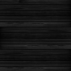 Wood wall plank black texture background; Wood background or tex