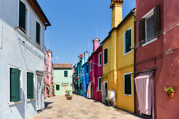 Colorful Charming Italian Town