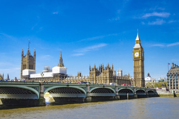 Fond de hotte en verre imprimé Londres bus rouge Europa_Großbritanien_England_London_Königreich_Hauptstadt