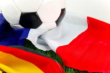 Fussball - Frankreich - Deutschland