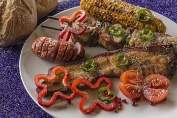 Barbecue et Plancha Grillades