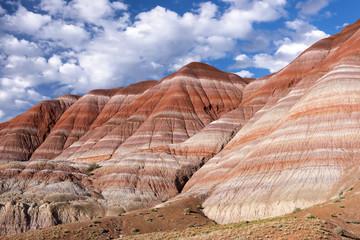 Colourful Hills, Old Paria Townsite, Utah