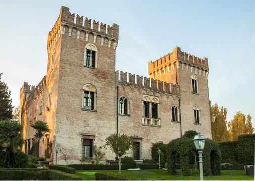 Montagnana -Castello Bevilacqua