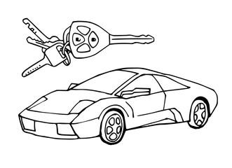Boat Steering Wheel Pencil Drawings