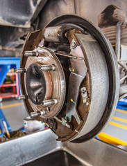 Car brakes hub