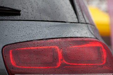 Car rear light