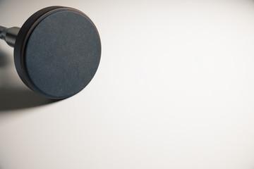 Round stamper