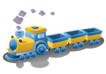 train transportation vehicle