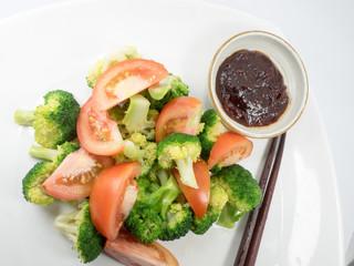 Broccoli is delicious,