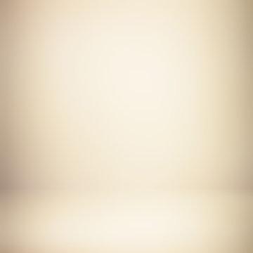 Light brown (beige) gradient abstract background