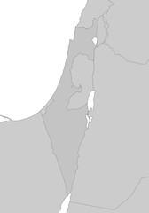 Israel in Grau (einzeln)